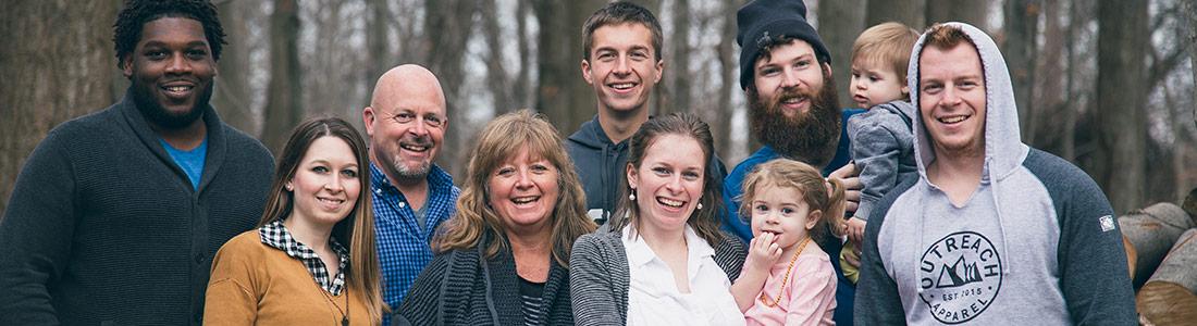 Dan O'Deens - About - Family