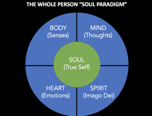 "HEART:  The Whole Person ""SOUL PARADIGM"""