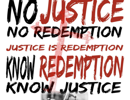 JUSTICE IS REDEMPTION